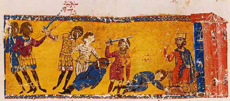Убийство Варды кесаря