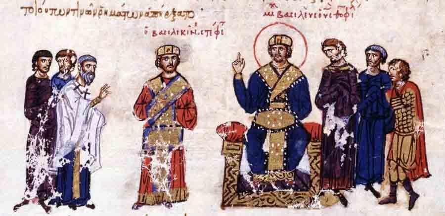 Коронация Василия